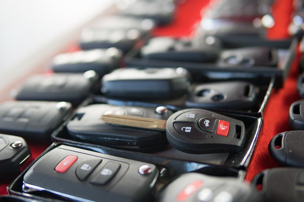 Car Key Cutting