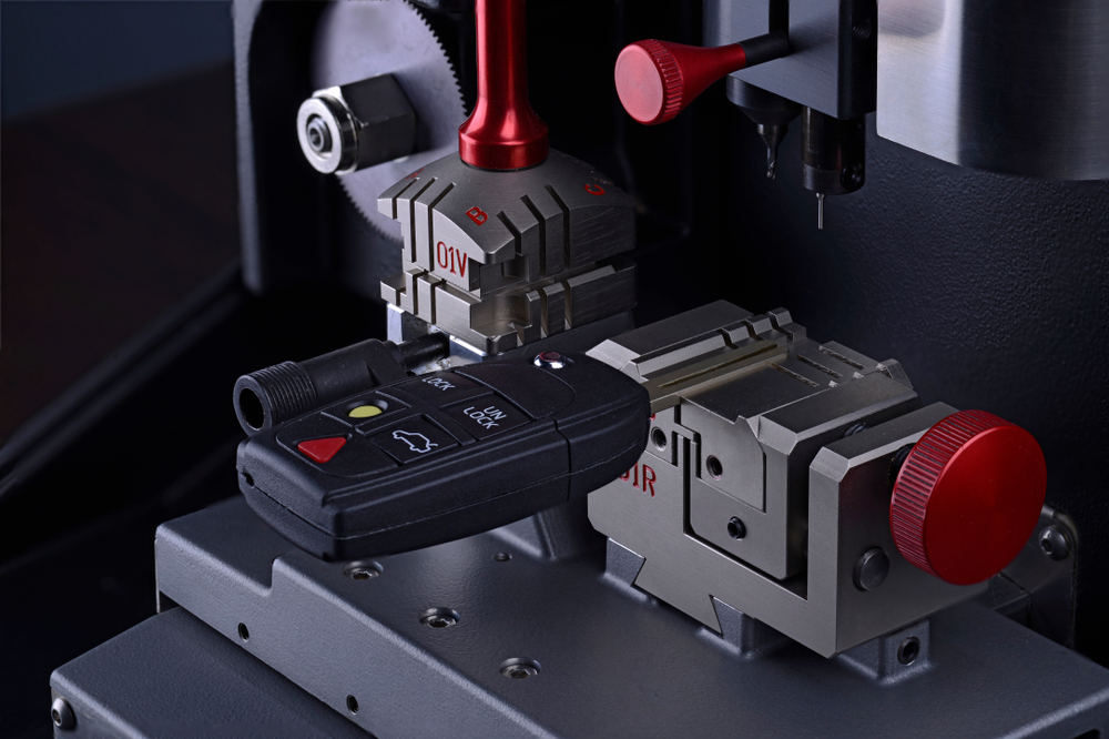 Automotive Keys Duplication